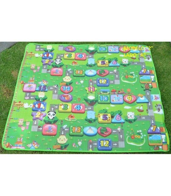 Tapete de Juego Portable Portatil 150 x 180 cm Infantil Bebe
