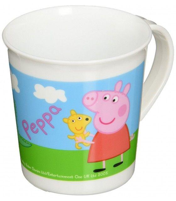 Micro Taza Peppa Pig