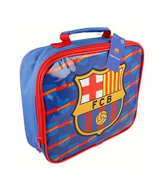Lonchera Mochila Bolsa rectangular de FCB Barcelona
