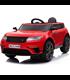 Carro Electrico Montable Con Control Rojo USB,Musica,Radio