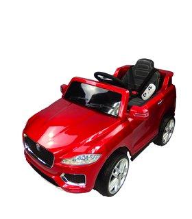 Camioneta Montable Jaguar Con Pintura Automotriz y Control Remoto