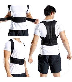 Faja Corrector De Postura para Dolor Espalda Estres Fatiga