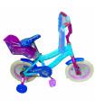 Bicicleta Infantil r12 Rodada para niña Barata con Portamuñeca