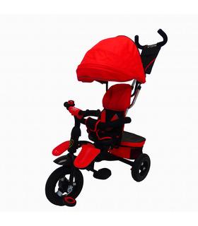 Triciclo Tiger para niño y niña con asiento giratorio