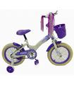Bicicleta Infantil para niña rodada 14