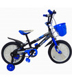 Bicicleta Infantil para niño rodada 14, 3-6 años,85-100 cm