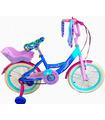 Bicicleta Infantil para niña rodada 16 Sunny porta Bebé