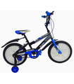 Bicicleta Infantil para niño rodada 16,5-10 año,100-120cm