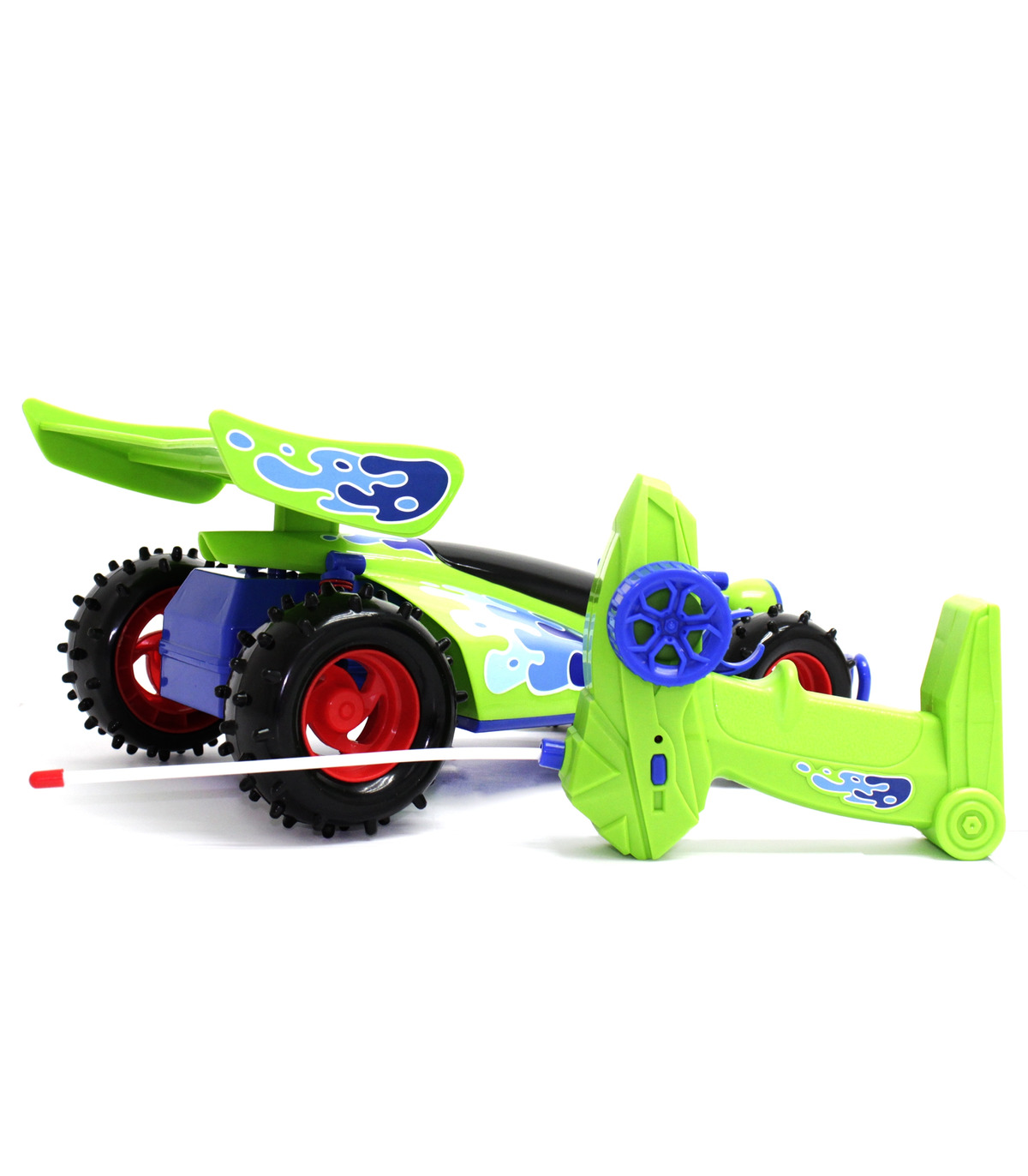 Toy Story 4 Rc Vehiculo Control Remoto 35cm Disney