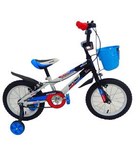 Bicicleta Infantil para niño rodada 14 Inferno