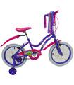 Bicicleta Infantil para niña rodada 16 Spring