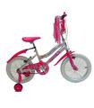 Bicicleta Infantil para niña rodada 16 Power