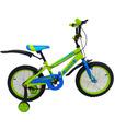 Bicicleta Infantil para niño rodada 16 Explor
