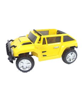 Camioneta Electrica Montable Hummer con Control Remoto y Música
