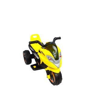 Moto Electrica Montable Musical Infantil con 3 llantas