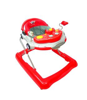 Andadera para Bebe 2 en 1 de Lujo Caminadora y Musical