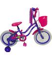 Bicicleta Infantil para niña rodada 14 SPRING