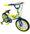 Bicicleta Infantil para niño rodada 16 Storm