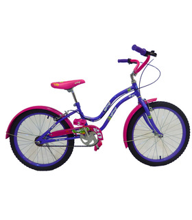Bicicleta Infantil para niña rodada 20 SPRING