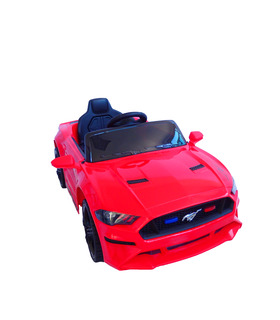 Carro Eléctrico Montable Mustang GT Ford 6V, MP3, USB