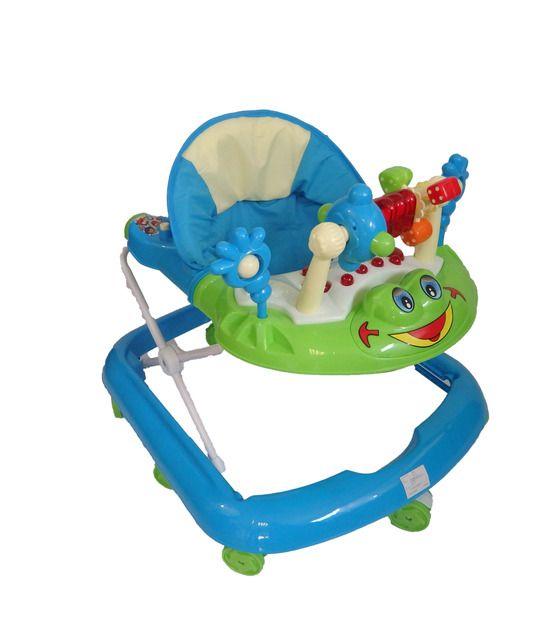 Andadera para bebe musical rana Varios Colores