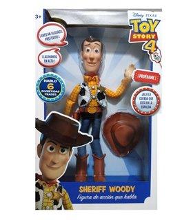 Figura Buzz Parlante 35 cm Toy Story 4 Sonidos