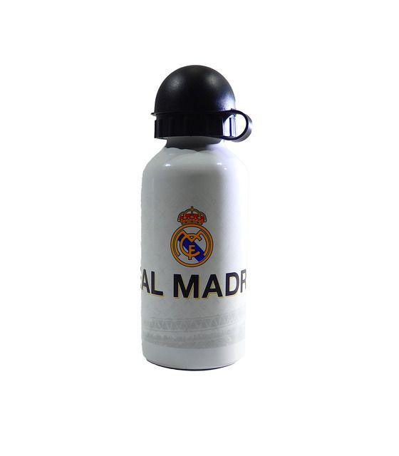 Botella de Aluminio de 400 ml Futbol Real Madrid