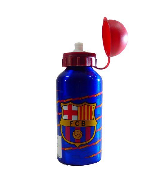 Botella de Aluminio de 400 ml Futbol FC Barcelona FCB