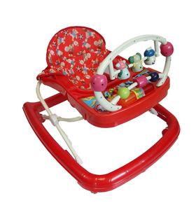 Andadera para bebe musical animalitos sonido juguetero