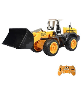 Camión Pesado de Construcción Pala cargadora juguete RC Escala 1:20