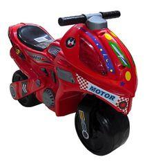 Montable para Niños Moto Mini Correpasillos, largo 68 cm