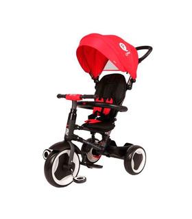 Triciclo Evolutivo para Bebe Qplay Rito, Plegable, Reclinable