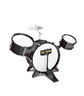Batería Musical Infantil, 7 piezas, Jazz Drum,Banquillo,juguete