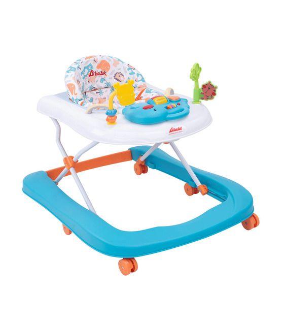 Andadera Para Bebe Dbebe Jungle 2 En 1 Caminadora