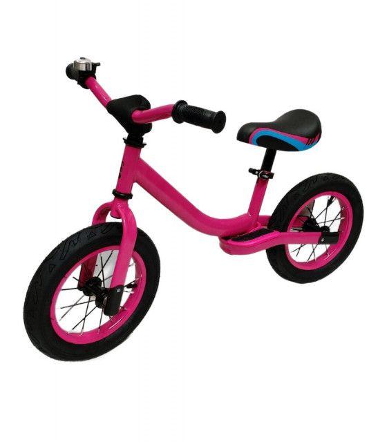 Bicicleta Infantil de Balance Equilibrio de 12p Llantas Aire