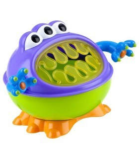 Nuby DISPENSADOR DE BOTANA MOUSTRO