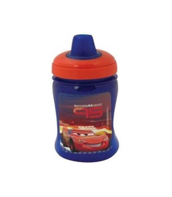 Infanti Botella Deportiva Cars Azul